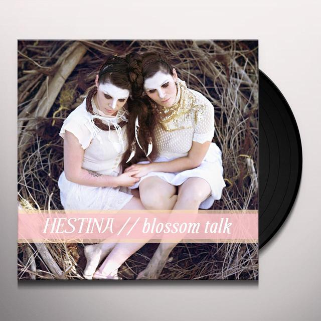 HESTINA BLOSSOM TALK Vinyl Record - Digital Download Included