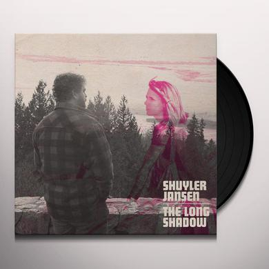 Shuyler Jansen LONG SHADOW Vinyl Record