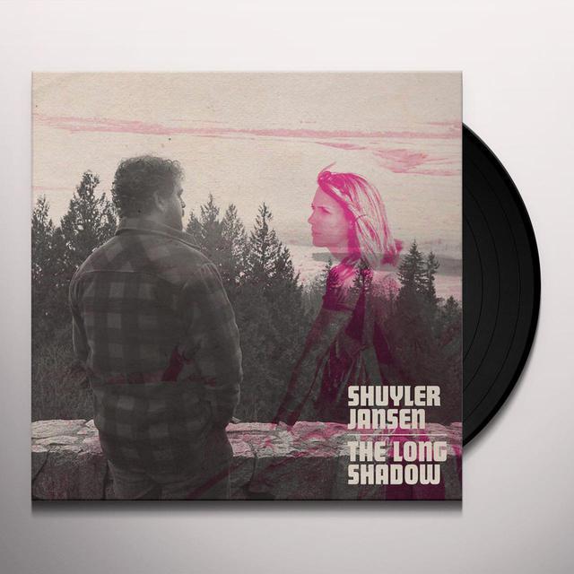 Shuyler Jansen LONG SHADOW Vinyl Record