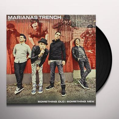 Marianas Trench SOMETHING OLD SOMETHING NEW (PICTURE DISC) Vinyl Record - Picture Disc