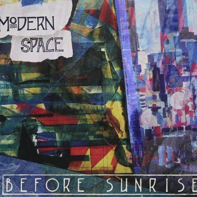 Modern Space BEFORE SUNRISE Vinyl Record