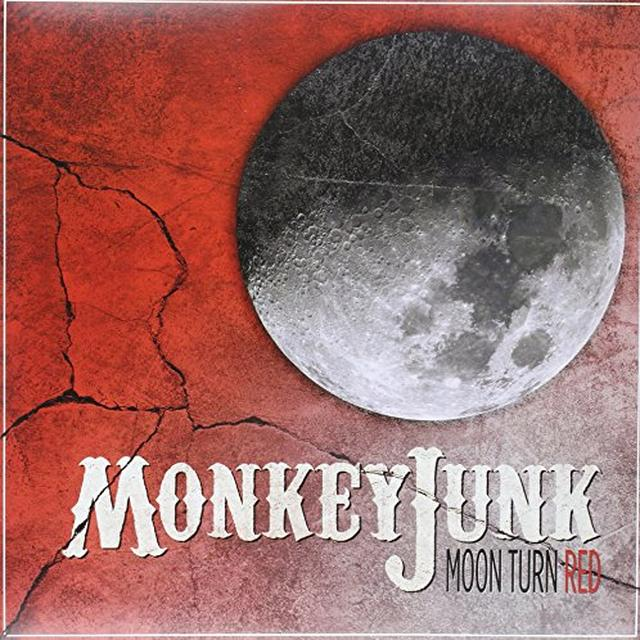 MONKEY JUNK MOON TURN RED (LP) Vinyl Record - Canada Import