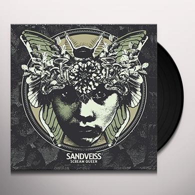 SANDVEISS SCREAM QUEEN (LP) Vinyl Record - Canada Import