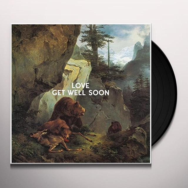 Get Well Soon LOVE Vinyl Record