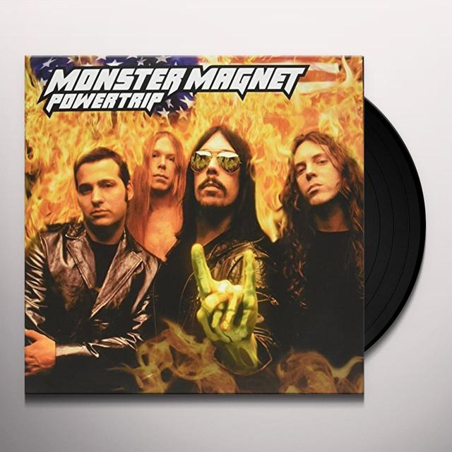 Monster Magnet POWERTRIP: DELUXE EDITION Vinyl Record
