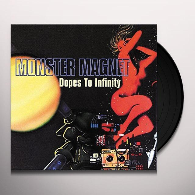 Monster Magnet DOPES TO INFINITY: DELUXE EDITION Vinyl Record - Deluxe Edition, UK Import