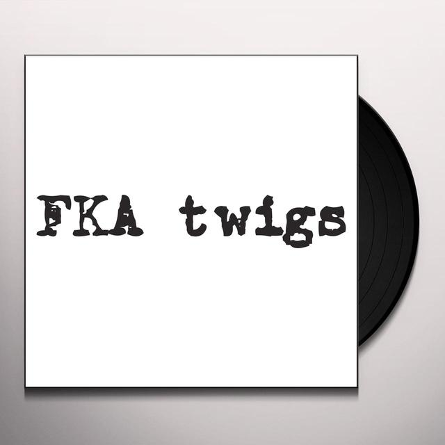 Fka Twigs EP1 Vinyl Record