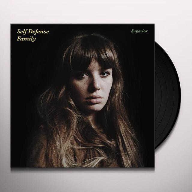 Self Defense Family SUPERIOR Vinyl Record