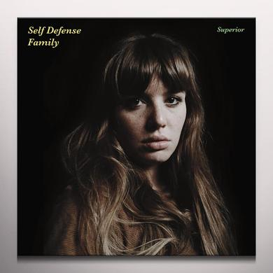 Self Defense Family SUPERIOR Vinyl Record - Colored Vinyl, Digital Download Included