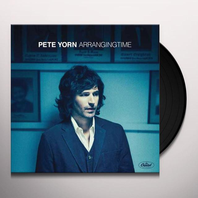 Pete Yorn ARRANGINGTIME Vinyl Record