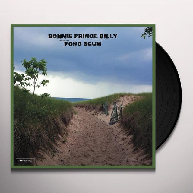 Bonnie Prince Billy POND SCUM Vinyl Record