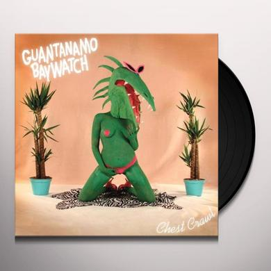 Guantanamo Baywatch CHEST CRAWL Vinyl Record