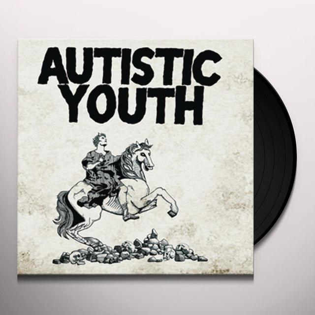 Autistic Youth NONAGE Vinyl Record
