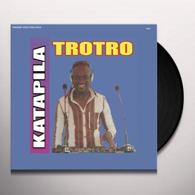 DJ KATAPILA TROTRO Vinyl Record