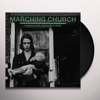 MARCHING CHURCH COMING DOWN: SESSIONS IN APRIL Vinyl Record