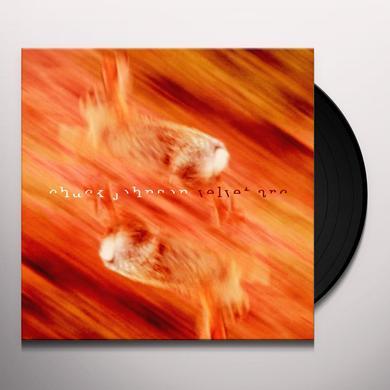 Chuck Johnson VELVET ARC Vinyl Record