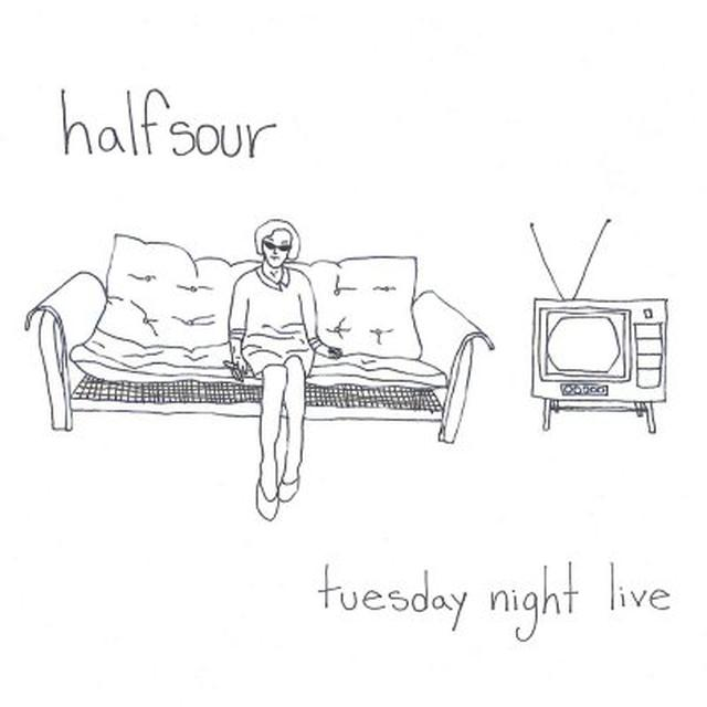 HALFSOUR TUESDAY NIGHT LIVE Vinyl Record