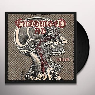 Entombed Ad DEAD DAWN Vinyl Record