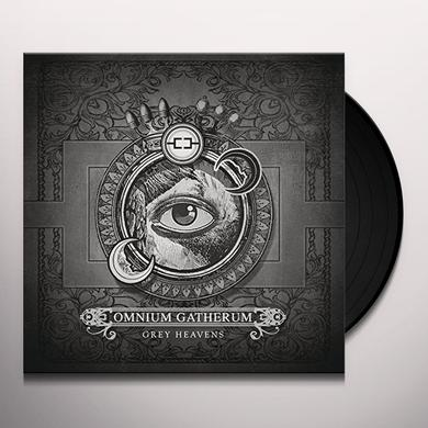 Omnium Gatherum GREY HEAVENS Vinyl Record