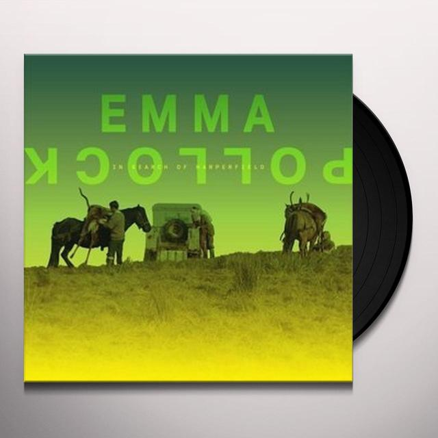 Emma Pollock IN SEARCH OF HARPERFIELD Vinyl Record