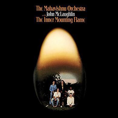 Mahavishnu Orchestra / John Mclaughlin INNER MOUNTING FLAME Vinyl Record