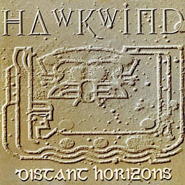 Hawkwind DISTANT HORIZONS Vinyl Record - Gatefold Sleeve