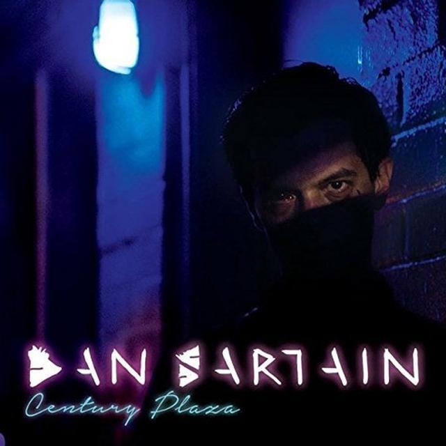 Dan Sartain CENTURY PLAZA Vinyl Record