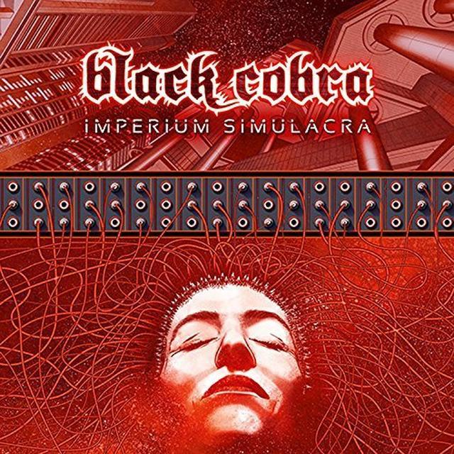 Black Cobra IMPERIUM SIMULACRA Vinyl Record