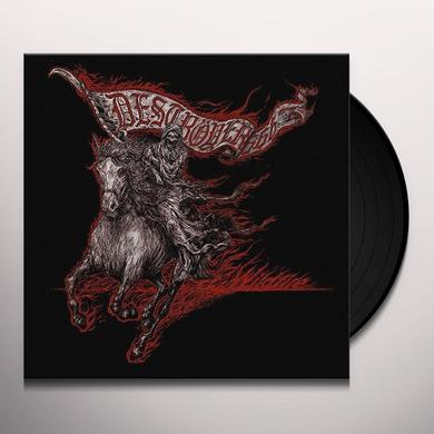 Destroyer 666 WILDFIRE Vinyl Record