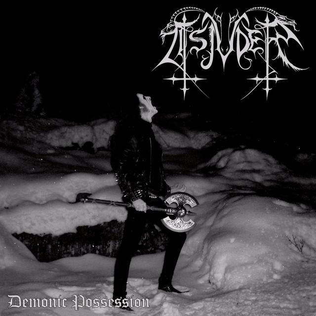Tsjuder DEMONIC POSSESSION Vinyl Record