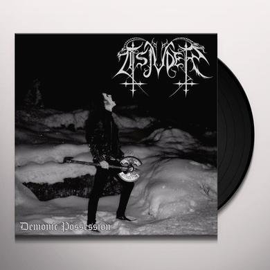 Tsjuder DEMONIC POSSESSION Vinyl Record