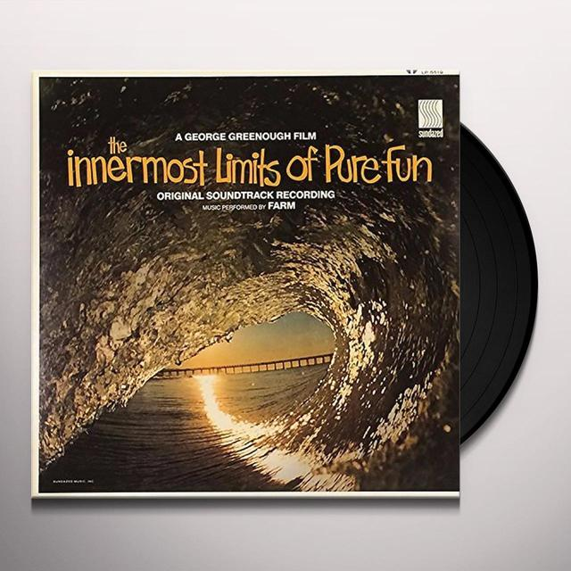 INNERMOST LIMITS OF PURE FUN Vinyl Record