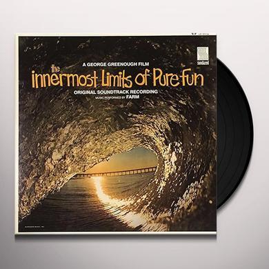 INNERMOST LIMITS OF PURE FUN Vinyl Record