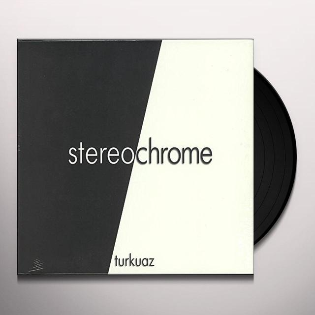 Turkuaz STEREOCHROME Vinyl Record