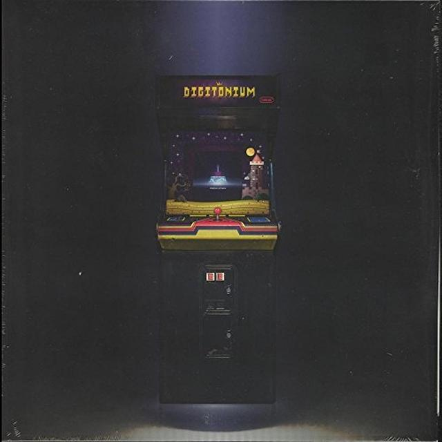 Turkuaz DIGITONIUM Vinyl Record