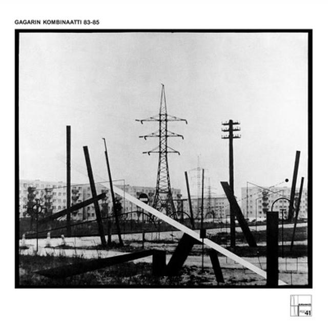 GAGARIN KOMBINAATTI 83-85 Vinyl Record