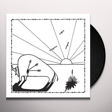 Micah Hinson / Nicholas Phelps BROKEN ARROWS Vinyl Record