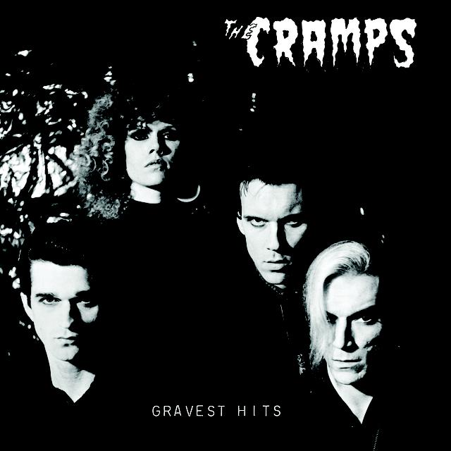 The Cramps GRAVEST HITS Vinyl Record - Black Vinyl, 200 Gram Edition