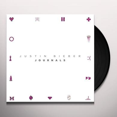 Justin Bieber JOURNALS Vinyl Record