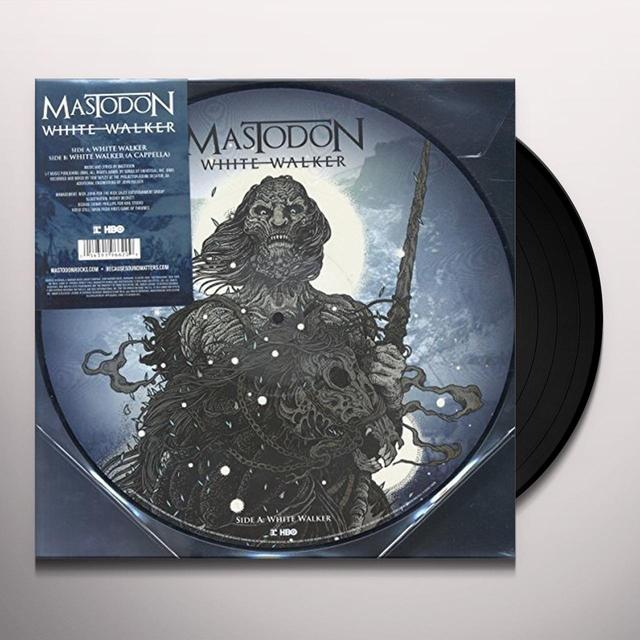 Mastodon WHITE WALKER Vinyl Record - Picture Disc