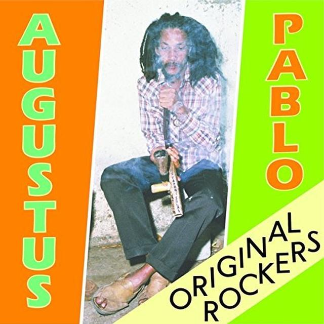 Augustus Pablo ORIGINAL ROCKERS Vinyl Record
