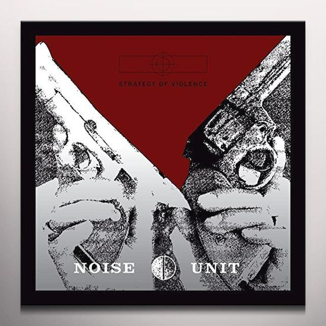 Noise Unit STRATEGY OF VIOLENCE Vinyl Record