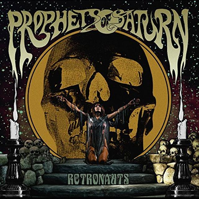PROPHETS OF SATURN RETRONAUTS Vinyl Record