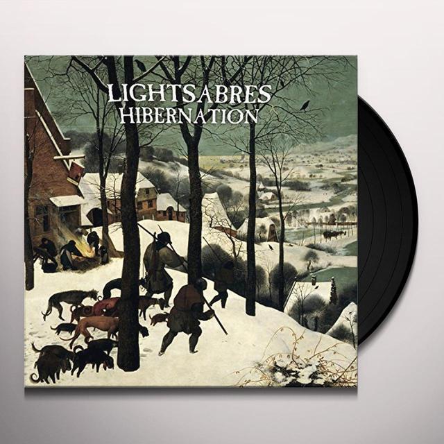 LIGHTSABRES HIBERNATION Vinyl Record