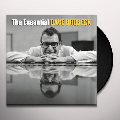 ESSENTIAL DAVE BRUBECK Vinyl Record