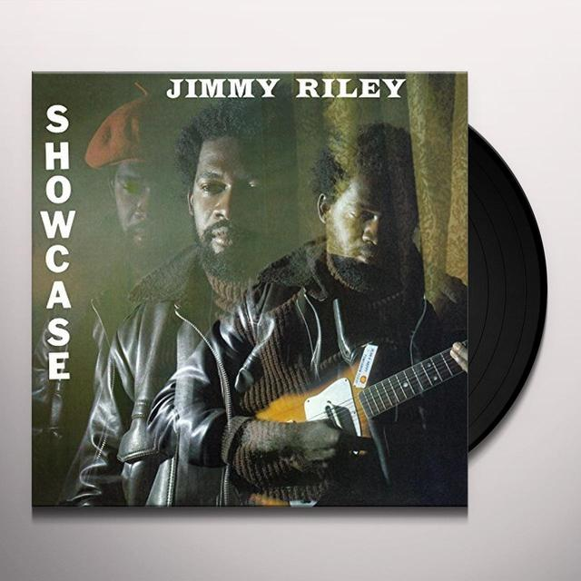 Jimmy Riley SHOWCASE Vinyl Record