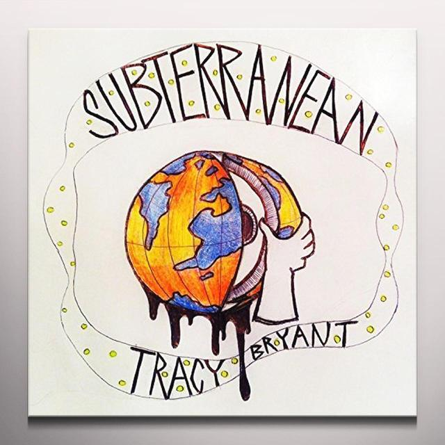 Tracy Bryant SUBTERRANEAN Vinyl Record - Colored Vinyl, Digital Download Included