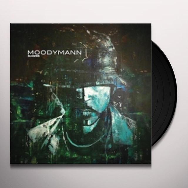 MOODYMANN DJ-KICKS Vinyl Record