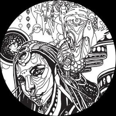 Fhloston Paradigm COSMOSIS 2 Vinyl Record