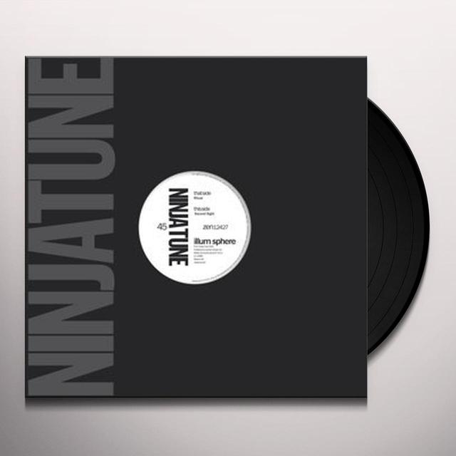 Illum Sphere SECOND SIGHT Vinyl Record